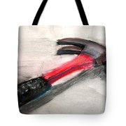 The Hammer Tote Bag by Ryan Burton