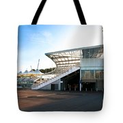 The Hampshire County Cricket Club Pavilion Tote Bag