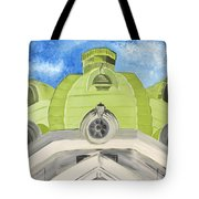 The Handley Library - Winchester Series Tote Bag