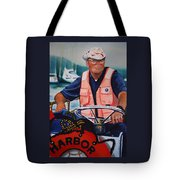 The Harbor Master Tote Bag
