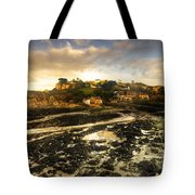 The Harbour At Lee  Tote Bag