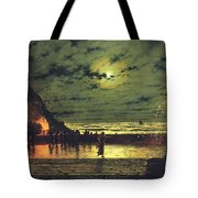 The Harbour Flare Tote Bag