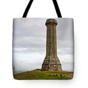 The Hardy Monument 2 Tote Bag