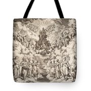 The Harmony Of The Spheres Tote Bag