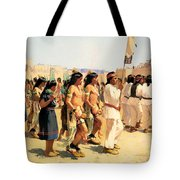 The Harvest Dance Tote Bag