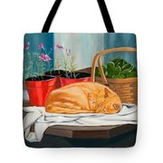 The Harvest Helper Tote Bag