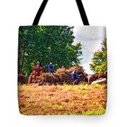 The Harvest Impasto Tote Bag