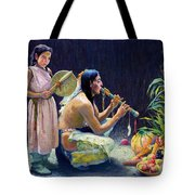 The Harvest Song Tote Bag