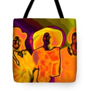 The Hat Sisters Tote Bag