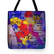 The Hatter Tote Bag