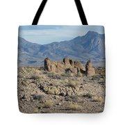 The Haulapai Mountains Tote Bag