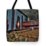 The Haunted Cole Theater Tote Bag