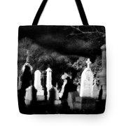 The Haunting Shadows Tote Bag