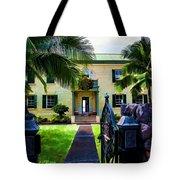 The Hawaiian Palace Tote Bag