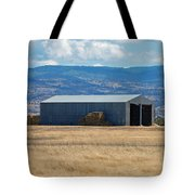 The Hay Shed Tote Bag