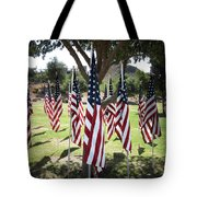 The Healing Field Tote Bag by Laurel Powell