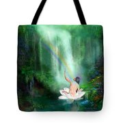 The Healing Place Tote Bag
