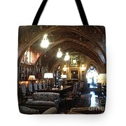 The Hearst Castle Tote Bag