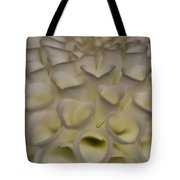 The Heart Of A Dahlia Tote Bag