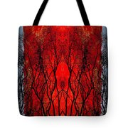 The Heart Of A Tree Tote Bag