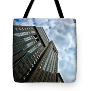 The Heart Of Pittsburgh Tote Bag