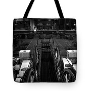 The Heart Of San Francisco Cable-car Tote Bag by RicardMN Photography