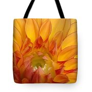 The Heart Of The Matter Tote Bag by Ekta Gupta