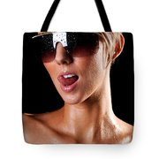 The Heat Is On Tote Bag
