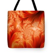 The Heat Of The Sun Tote Bag