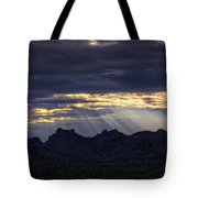 The Heavenly Light  Tote Bag