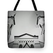 The Heavenly Spires Tote Bag