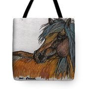 The Heavy Horse Tote Bag