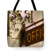 The Heights 6 Tote Bag