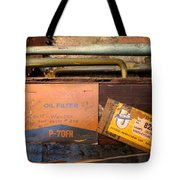 The Heights 8 Tote Bag