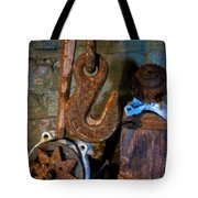 The Heights 9 Tote Bag