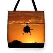 The Helicopter Tote Bag