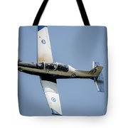 The Hellenic Air Force Daedalus Demo Tote Bag