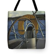 The Helm Tote Bag