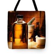 The Herbal Shop  Tote Bag
