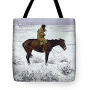 The Herd Boy Tote Bag