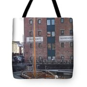 The Hereford Bull Tote Bag