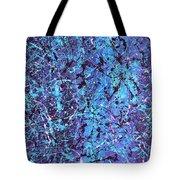 The Hidden Blue 2011 Tote Bag