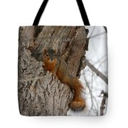 The Hide Out Tote Bag