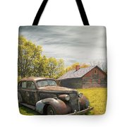The Hideout Tote Bag