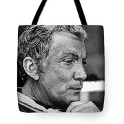 The High Chaparral Cameron Mitchell Publicity Photo Number 2 Tote Bag