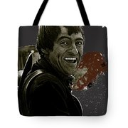 The High Chaparral Henry Darrow Publicity Photo Number 2 Tote Bag