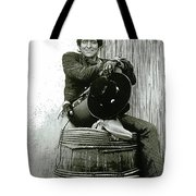 The High Chaparral Henry Darrow Publicity Photo Number 3 Tote Bag