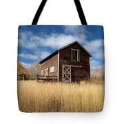 The High Grass Barn Tote Bag