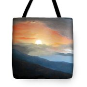 The Highest Point Tote Bag