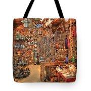 The Highway 441 Roadside Gift Shop Tote Bag